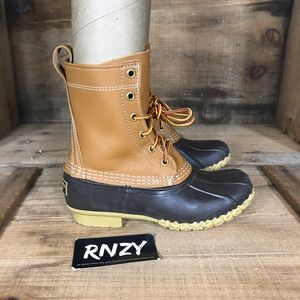 """LL Bean 8"""" Waterproof Thinsulate Lined Boot LLB326"""